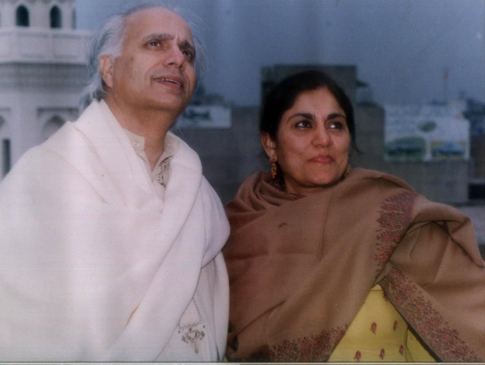 Shahid & Madeeha