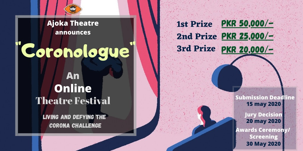 CORONOLOGUE Theatre fest